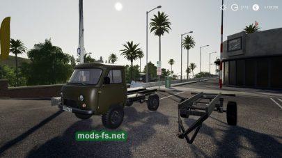 SUV UAZ Module