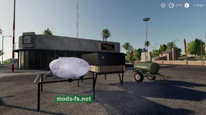 Мод пак UAZ Module