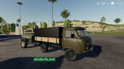 SUV UAZ Module mod FS 19