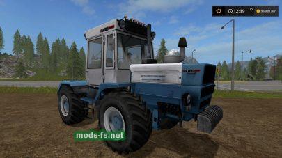 Мод трактора Т-200К