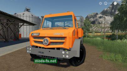 Unimog U 5023 для FS 2019