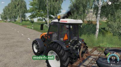 Ursus 8014H для Farming Simulator 2019