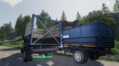 ЗИЛ-4331 для Farming Simulator 2019
