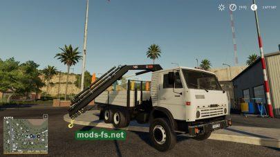 KAMAZ 55102 для FS 2019