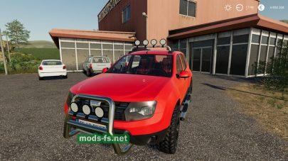 DaciaDuster для FS 2019