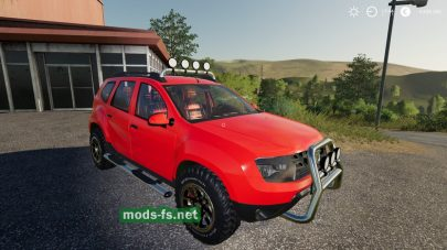 DaciaDuster mod FS 19