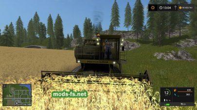 Скриншот мода DON-1500B