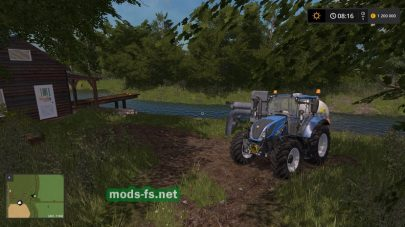 AgrowestMap для FS 2017