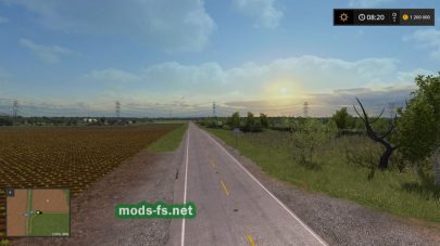 Финальная версия карты AgrowestMap