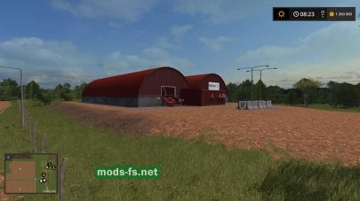 Agrowest Map mods