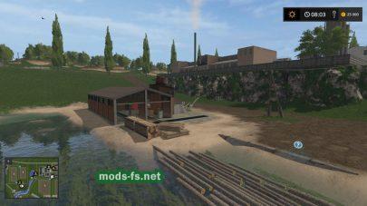 «SosnovkaMaximum» v2.0 для Farming Simulator 2017