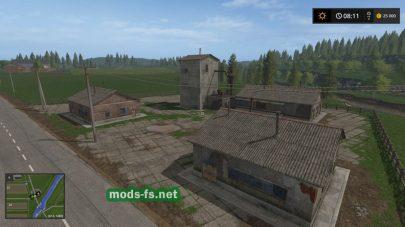 «SosnovkaMaximum» для Farming Simulator 2017