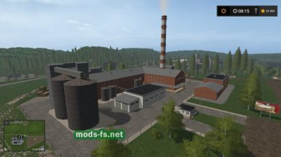 Sosnovka map FS 17
