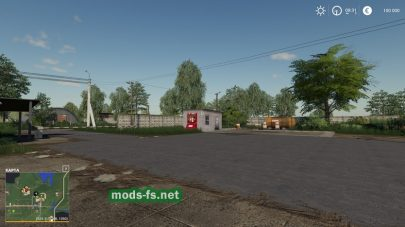 «Совхоз Рассвет»для Farming Simulator 2019