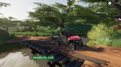 FazendaEsmeralda для Farming Simulator 2019