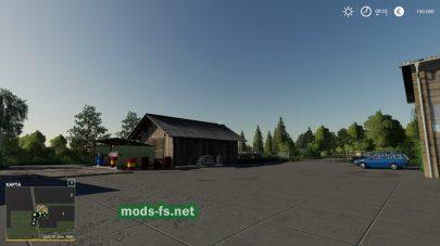 Мод карты «NewBartelshagen»