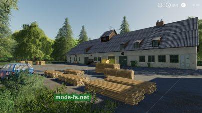 Ферма на карте «NewBartelshagen»