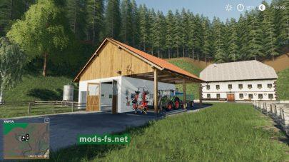 «SlovenianValley» для Farming Simulator 2019