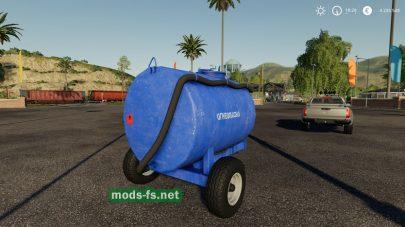 Fuel Barrel для Farming Simulator 2019