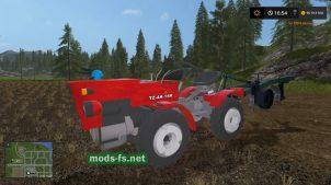 Мод мини трактора для FS 17