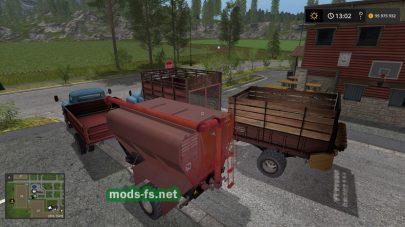 Прицепы и бочки для ГАЗ-52