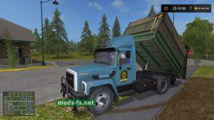 Скриншот мода gaz saz-3307