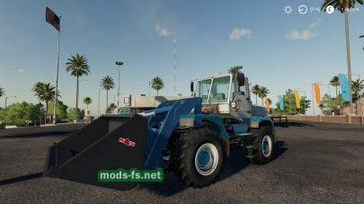 ХТЗ Т-150К для Farming Simulator 2019
