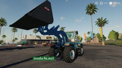 htz-t-150k_6htz для Farming Simulator 2019
