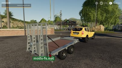 Ifor Williams для FS 19