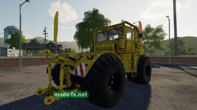 Мод на трактор K-700A