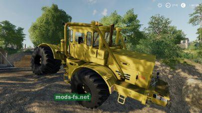 KirovetsK-700A mod