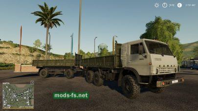 kamaz-4310 mod FS 19