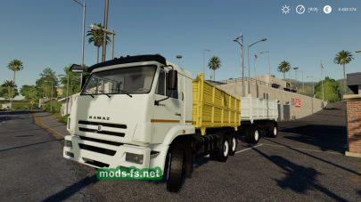 КамАЗ-45143-6012 для FS 2019
