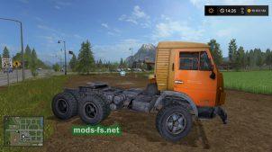 KamAZ-5410 mods FS 17