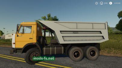 Мод КамАЗ-55111