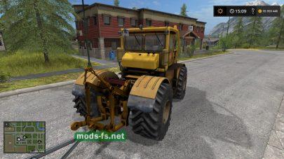 KirovecK700 mod FS 17