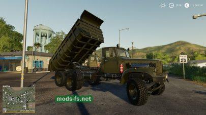 kraz-255b FS 19