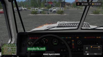КрАЗ-65055 для FS 2017