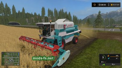 ЛАН 001 для Farming Simulator 2017