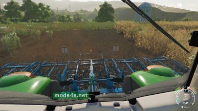 LemkenKorund750 7.5M для Farming Simulator 2019