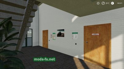 «MachineHall» mods