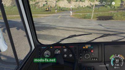 МАЗ-6422 для игры Farming Simulator 2019