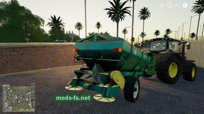 MTT-4U для игры Farming Simulator 2019