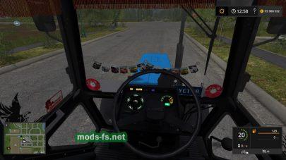 Мод на трактор МТЗ-82.1