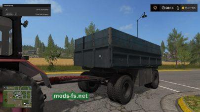 NEFAZ-8560 mod FS 17