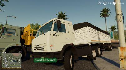 kamaz Mod FS 19