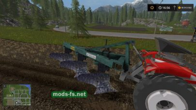 ПЛН 3-35 для Farming Simulator 2017