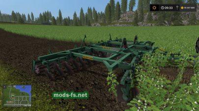 УДА для игры Farming Simulator 2017