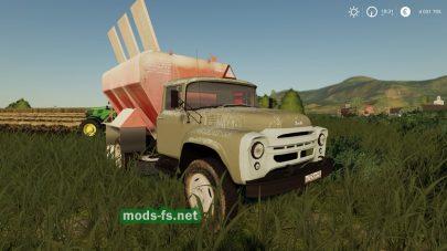 ЗИЛ-130 mods