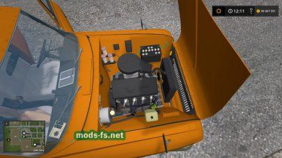 avto izh 21251 mod FS 17